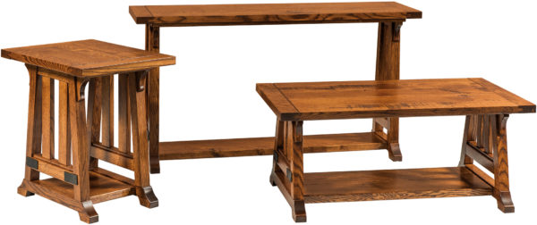 Amish Garber Occasional Table Collection