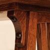 Amish Garber Edge Detail
