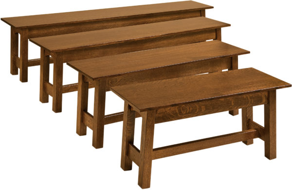 Amish McCoy Open Bench Collection