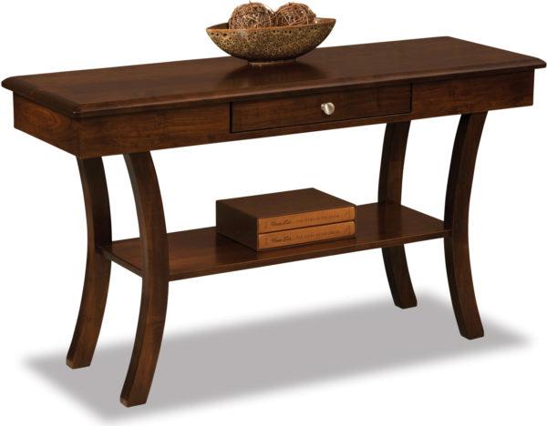 Amish Sierra Sofa Table