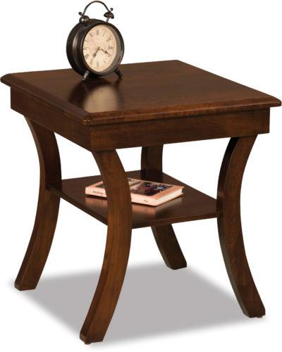 Amish Sierra End Table