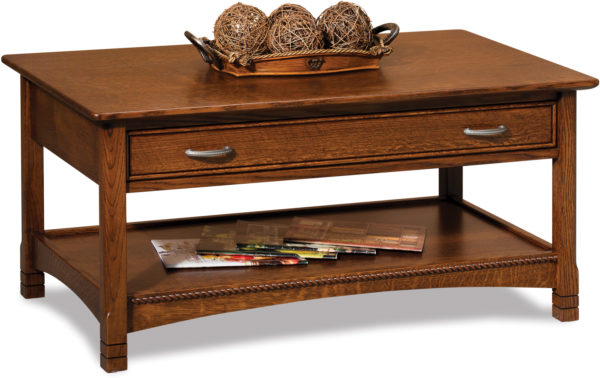 Amish West Lake Coffee Table