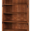 Amish Springhill Wooden Bookcase