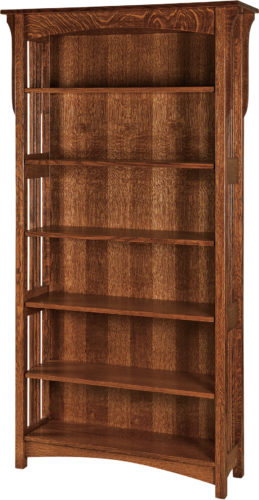 Amish Landmark Bookcase Collection