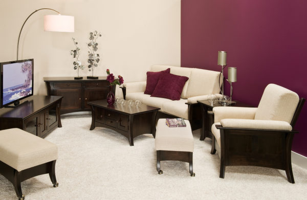 Amish Caledonia Family Room Collection