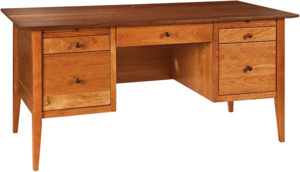 Amish Alamo Hardwood Desk