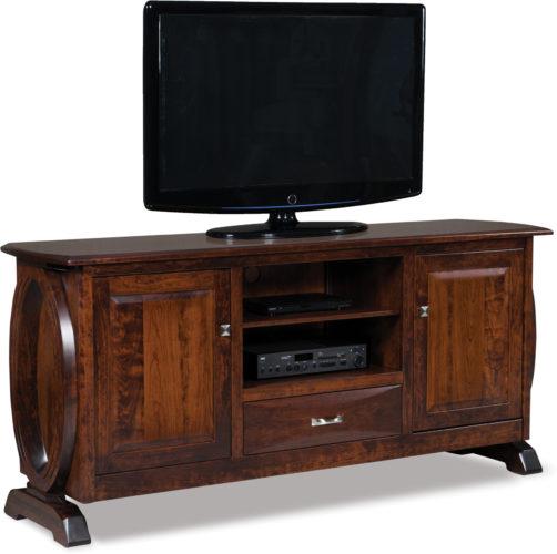 Amish Saratoga TV Cabinet