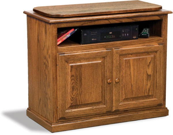 Amish Classic Two Door TV Stand