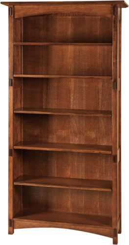 Amish Springhill Bookcase Collection