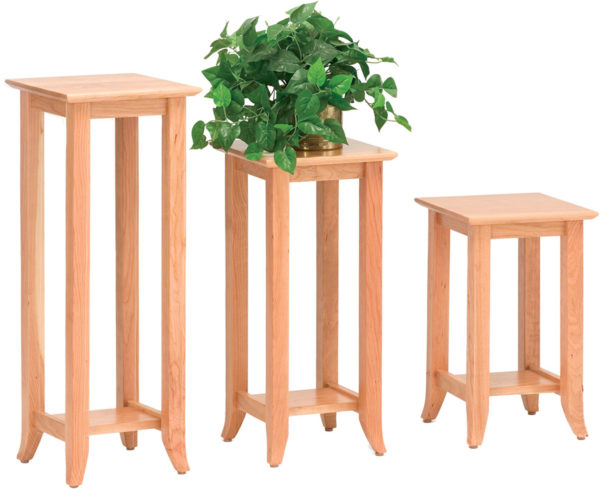 Amish Shaker Hill Plant Stand
