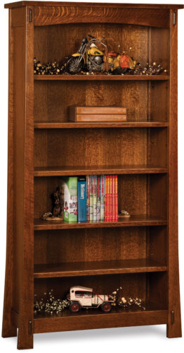 Amish Modesto Collection Bookcase