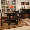 Amish Arts and Crafts Pub Room Set