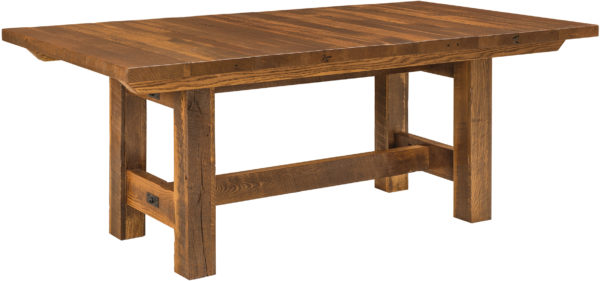 Amish Lynchburg Trestle Table