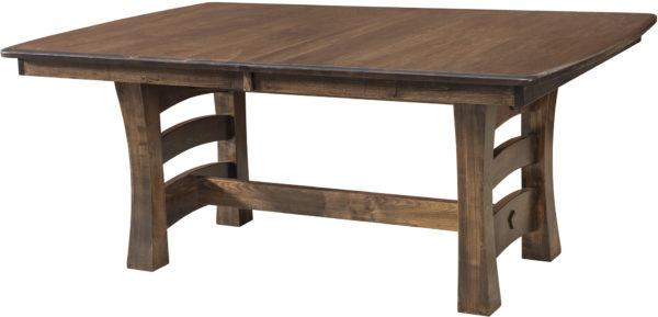 Amish Nashville Trestle Table