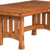 Amish Olde Century Mission Dining Table