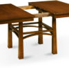 Amish Artesa Dining Table Open
