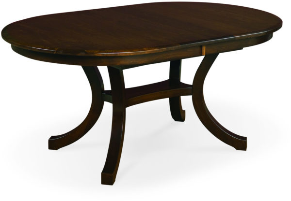 Amish Bedford Dining Table