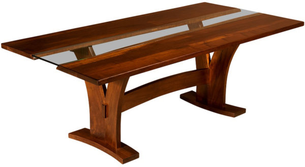 Amish Bellingham Dining Table