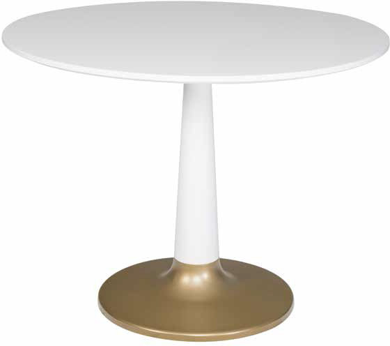 Amish Bowie Round Pub Table