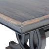 Amish Elliot Dining Table Top Detail