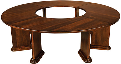 Amish Fan Executive Table