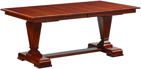 Amish Fulton Trestle Table
