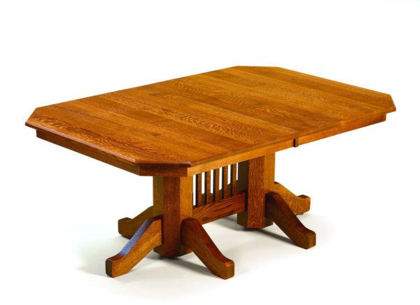 Amish Hudson Dining Table