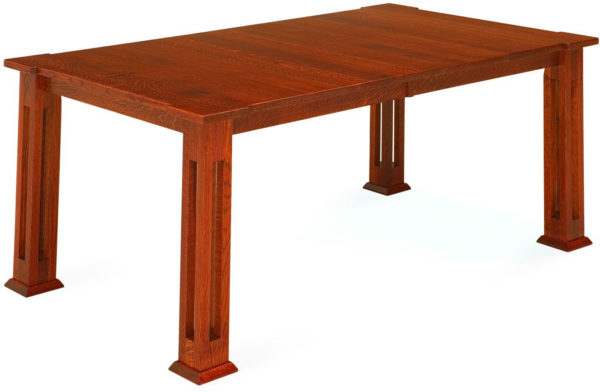 Amish Parker Mission Dining Table