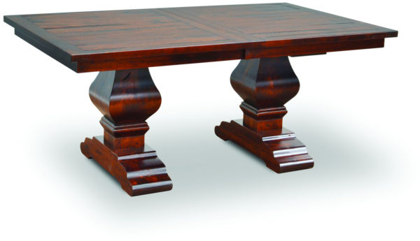 Amish Wilmington Trestle Table