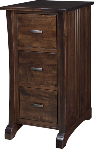 Amish Harmony Filing Cabinet