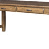Amish 62 Inch Kumberlin Library Desk