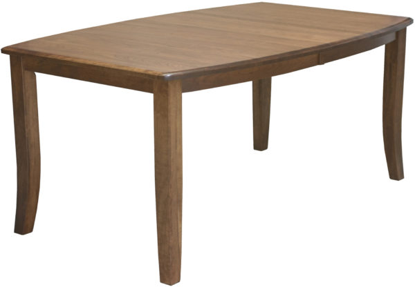 Amish Gallery Leg Dining Table