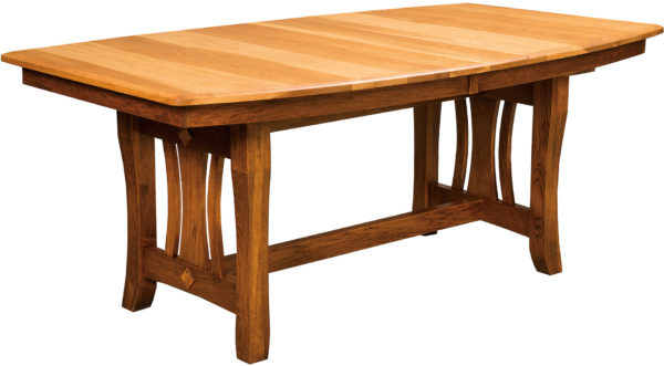 Amish Hearthside Trestle Dining Table