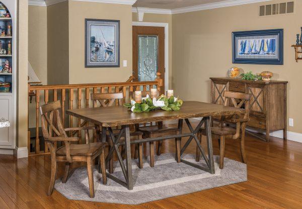 Amish Yukon Dining Room Set