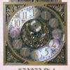 Custom Wood Clock Small Clock Dials 73872
