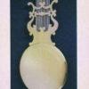 Engraved Border Pendulum 62846