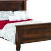 Amish Heavy Ashton Bed