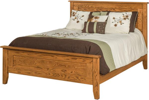 Amish Ashton Bed