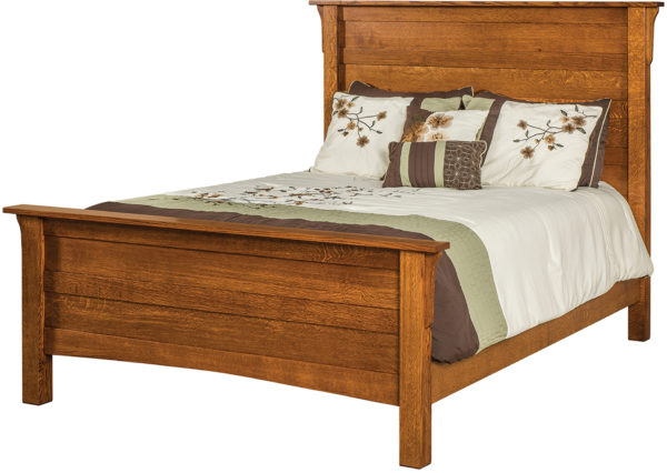 Amish Granny Mission Royal Bed