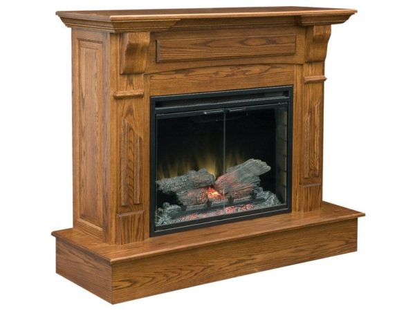Amish Eastown Fireplace