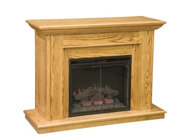 Amish Valley Fireplace