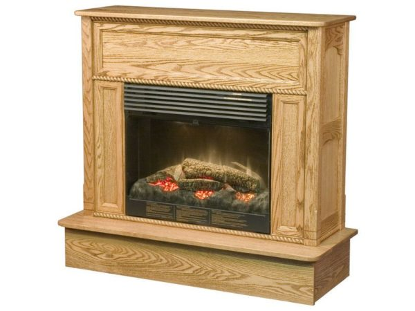 Amish West Lake Fireplace