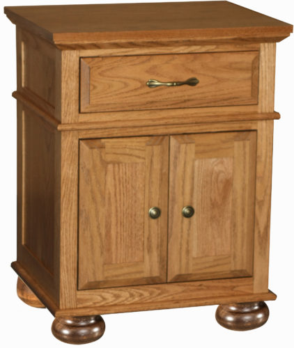 Amish Oak Kountry Treasure Nightstand