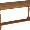 Amish Grand Harvest Sofa Table