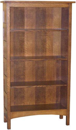 Amish Granny Mission 4 Shelf Bookcase