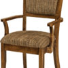 Amish Adair Arm Dining Chair