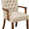 Amish Alana Dining Arm Chair