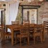 Amish Armanda Dining Chair Set