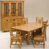Amish Bay Hill Dining Chair Set