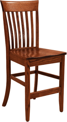 Amish Beckley Bar Stool